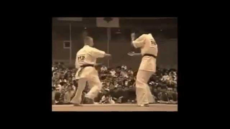 Что такое киокушинкай карате(видео)!