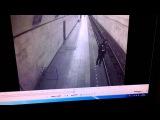 Подросток бросился под поезд