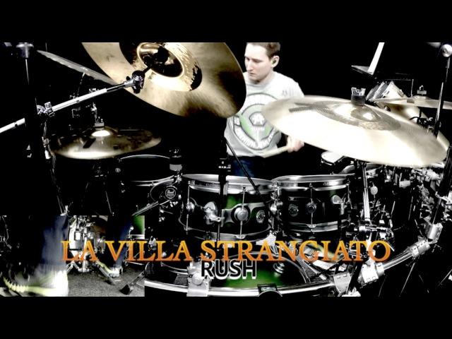 Rush - La Villa Strangiato Drum Cover - Matt Grubbs