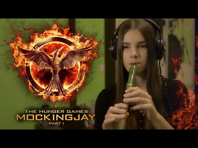 The Hanging Tree (Hunger Games: Mockingjay cover)