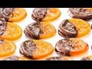 АПЕЛЬСИНЫ В ШОКОЛАДЕ 🍊🍫 рецепт десерта к празднику / как приготовить дома / апе...