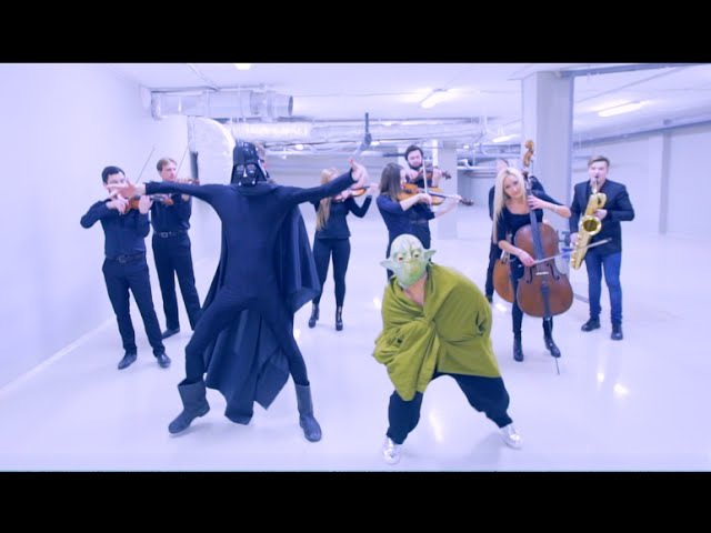 BONYAKUZMICH feat. Imperialis Orchestra - STARTREKWARS(episode 0)