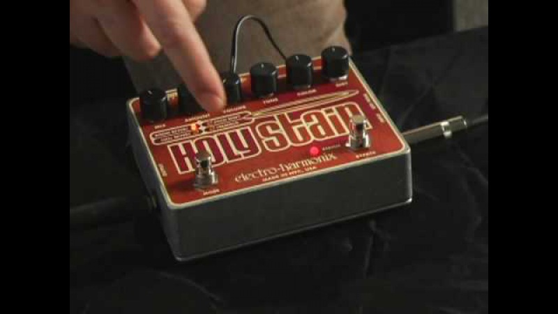 Holy Stain - Demo by Dan Miller - Distortion/ Reverb/ Pitch/ Tremolo Multi-Effect
