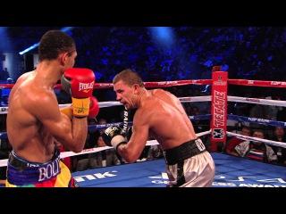 Korobov vs. Uzcategui Highlights: HBO Boxing After Dark