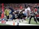 Bears vs. Rams ✤ ✥ Week 10 Full Game ✤ ✥ NFL 2015