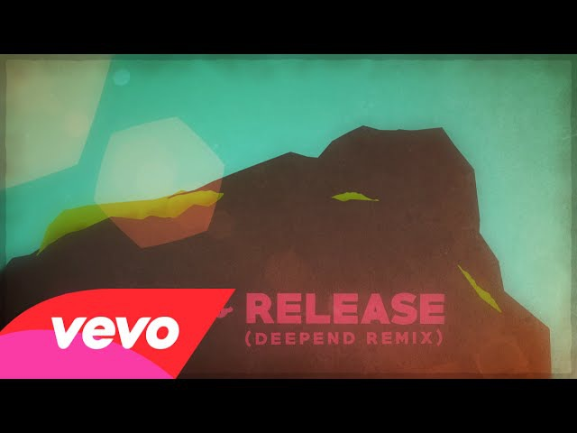 Matt Simons - Catch Release (Deepend remix) - Lyrics Video