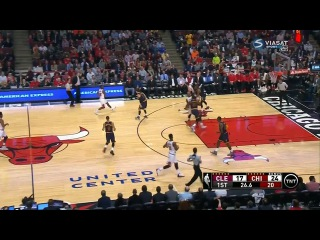 NBA . 2015-16. Chicago Bulls - Cleveland Cavaliers . 1h. | Старт Чемпионата НБА 15/16.