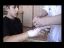 Повязка на все пальцы руки - Video-