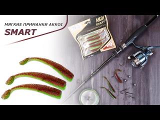 Съедобная резина Akkoi Smart - обзор