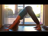 Yoga Workout Beginners Home Detox Exercise Routine How To