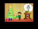 A Holiday Story for kids - Jack's Christmas Present. (Kindergarten - Grade 1)