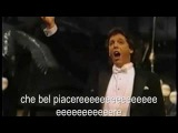 Largo al Factotum Thomas Hampson (Lyrics in Italian)