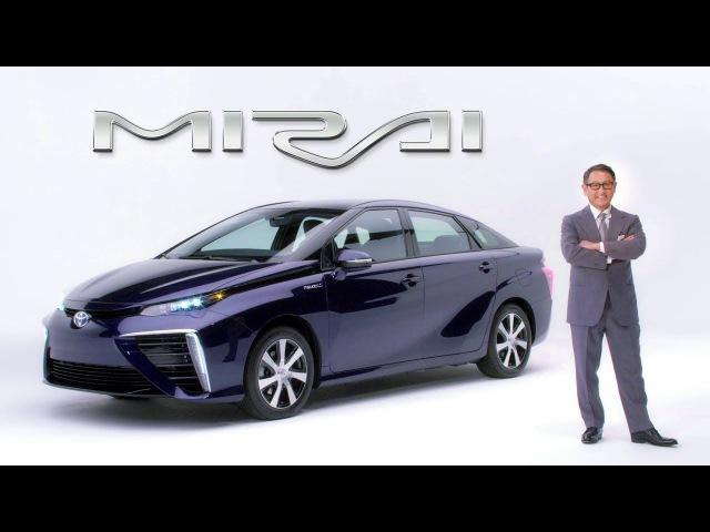Водородное чудо Тойота Мирай