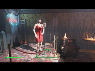 Fallout4 Песня Магнолии