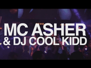 14 Ноября | MC ASHER & DJ COOL KIDD! (Live Club Show) | Клуб Mill