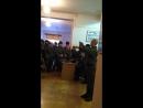 Танец зеленого человечка