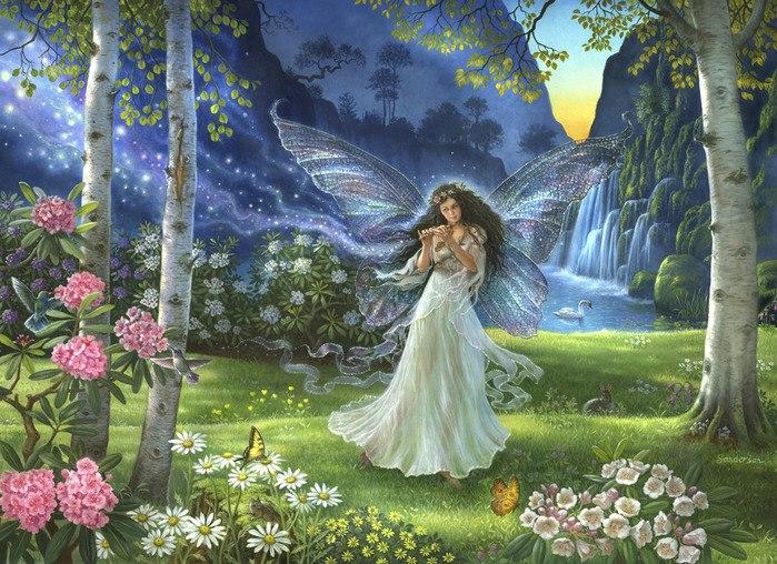 Весна, девушка, Богиня