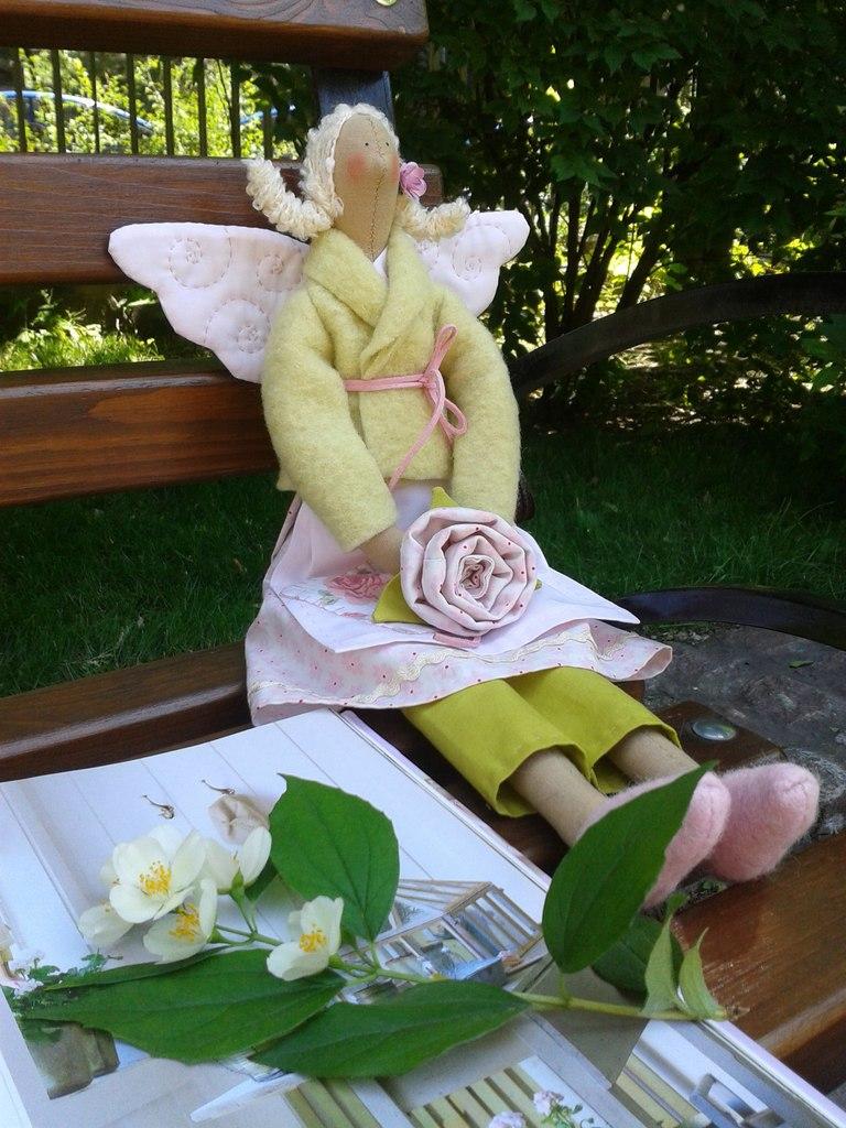 tildas garden angel