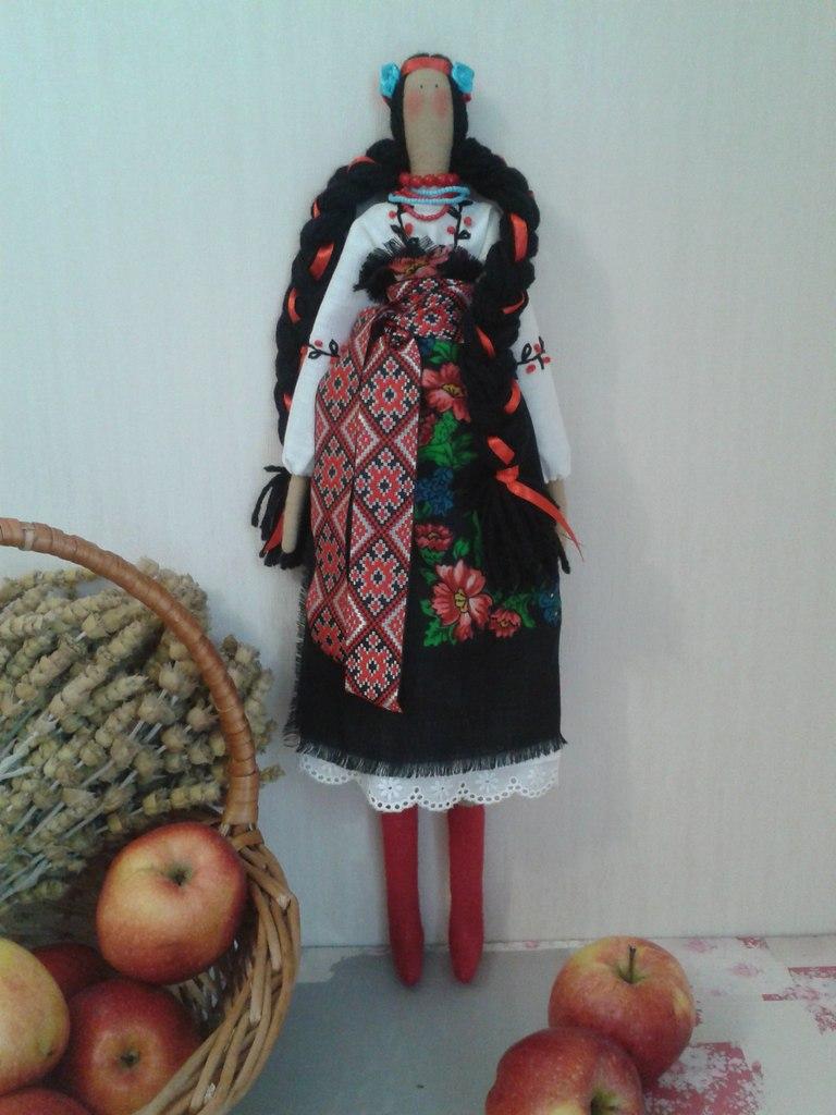 тильда в национальном костюме