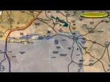 Обзор карты боевых действий в Сирии, Ираке и Йемене от 02.12.2015 год