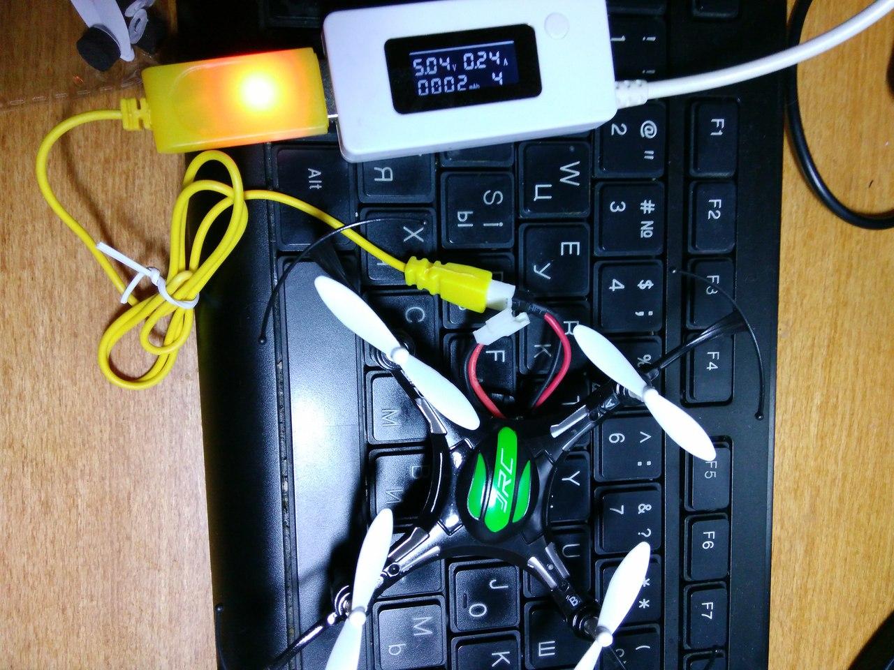 GearBest: Квадрик H8 Mini или поразительной живучести малыш