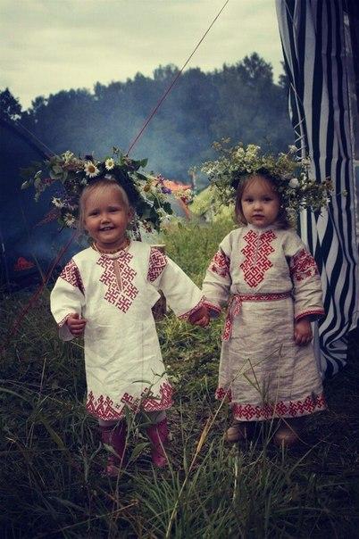 Сын у Славян | Обязанности Отца и Матери в Семье