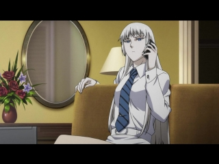 AniDub Jormungand: Perfect Order | Ёрмунганд ТВ-2 11 Trina_D, Sad_Kit