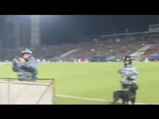 Спартак Ультрас атакует