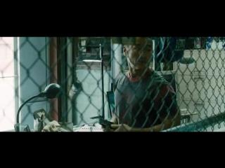 Бой Томми. Отрывок из фильма Воин .