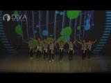 Джаз фанк 11-14 лет от школы  танца DIVA Studio, хореограф Карина Дюжева