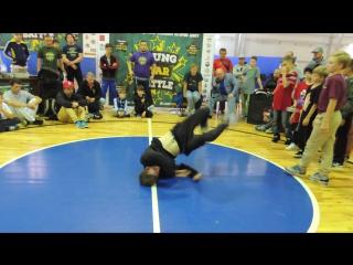 финал Кидс 1х1 (12-17 лет)Детский брейк-данс чемпионат YOUNG STAR BATTLE