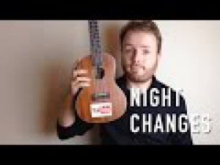 Night Changes - One Direction (Ukulele Tutorial)