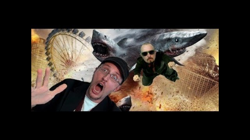 Sharknado [Nostalgia Critic ( Cinema Snob) 240 - RUS RVV]