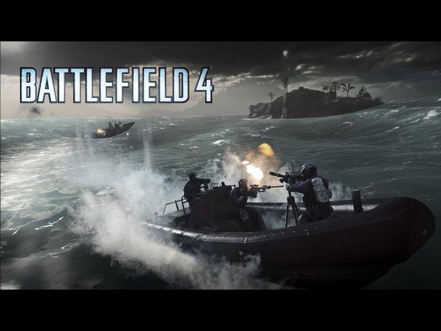 Battlefield 4 Official Paracel Storm Multiplayer Trailer