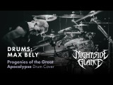 Dimmu Borgir Progenies of the Great Apocalypse Drum Cover (Nightside Glance)