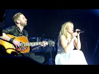 Ellie Goulding - Lost and Found - LIVE in Prague , Czech Republic - 2016 - First row♥