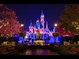 Disneyland in Paris. Диснейленд в Париже. Очень красочное видео о Парижском Диснейленде!