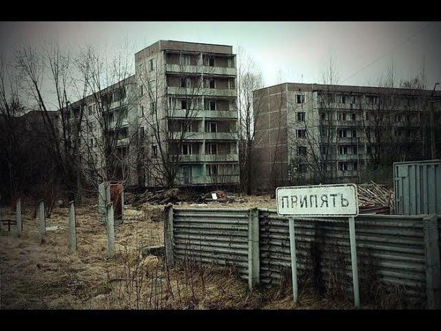 Путешествие по Припяти Pripyat часть 3 Заброшенные места ужасы