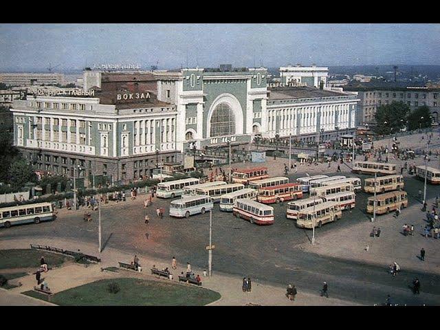 Новосибирск - город устремленный в будущее фильм, 1979 год, СССР
