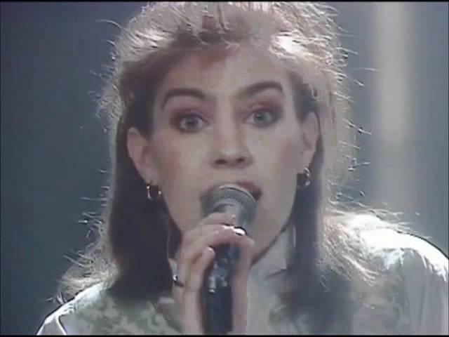 ANNA HANSKI Lambada 1989