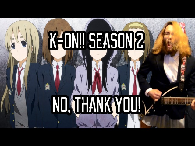 NO, Thank You! - K-On!! Season 2 ED 2 【Full Song Cover】|| jparecki95