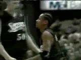 Allen Iverson 46 pts 2001 Playoff Game vs Bucks Game 6