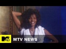 Whitney Houston Sings To Bobbi Kristina Backstage At VH1 Honors | MTV News