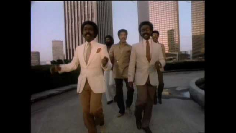 The Whispers Keep On Lovin' Me Official Music Video