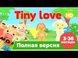 Tiny love (Тини Лав) ПОЛНАЯ ВЕРСИЯ. Развивающий мультфильм для детей, от 3 месяцев до 3 лет.