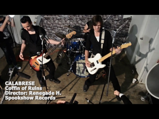 CALABRESE - Coffin of Ruins [OFFICIAL VIDEO]