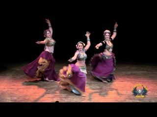 Isabel De Lorenzo, Barbara Giannantoni & Erika Dell'Acqua @ The Tribal Trip Show 2015