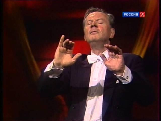 П.И.Чайковский. Симфония № 5. Дирижер - Евгений Светланов