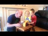Игра для всей семьи  Пирог в лицо