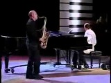 Raul Di Blasio and Richard Clayderman play Bebu Silvetti's